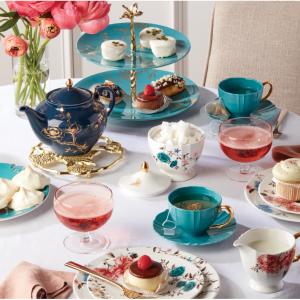 Lenox 全场餐具、装饰品父亲节大促 收蝶舞花香、金枝玉叶