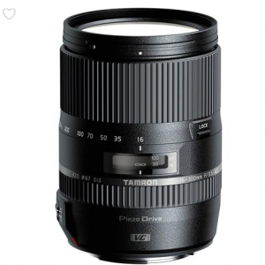 $629 for Tamron 16-300mm f/3.5-6.3 Di II VC PZD MACRO Lens for Canon EF Mount @Adorama