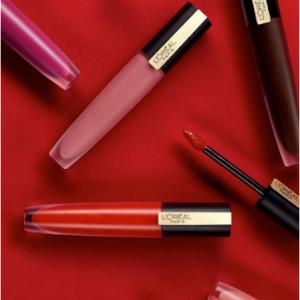 L'Oréal Paris Makeup Rouge Signature Matte Lip Stain @ Amazon