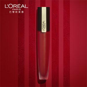 L'Oréal Paris巴黎欧莱雅小钢笔哑光唇釉热卖 李佳琪推荐 收多巴胺 费洛蒙 卡路里等