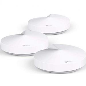 Amazon - TP-Link Deco M9 Plus 全屋WiFi系统 3个 ,直降$150