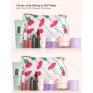 Clinique Skincare & Makeup Offer @ Nordstrom