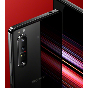 "New Releases - Xperia 1 II -6.5"" 21:9 CinemaWide 4K 5G smartphone @Sony"