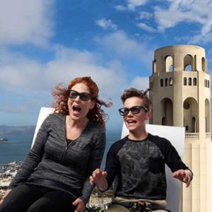 旧金山3D模拟飞行体验门票 THE FLYER SAN FRANCISCO @ Groupon