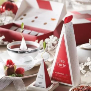 Tea Forte gift Boxes Limited Time Offer @ Macy