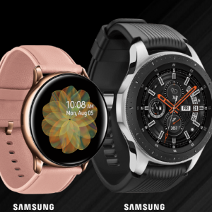 Buy a Samsung Galaxy Watch, get a second one FREE @T-Mobile