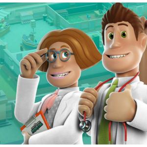 Amazon -《雙點醫院》Nintendo Switch 實體版 今日發售