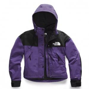 【The North Face】 REIGN ON 女款防水拼色保暖夹克