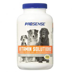 史低价:ProSense 狗狗复合维生素 90粒 @ Amazon