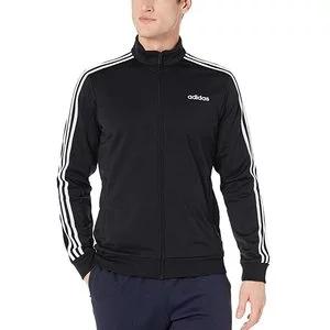 Amazon.com官网精选 adidas 三条杠经典款男子运动外套优惠