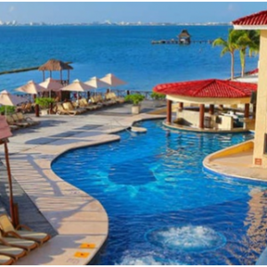6-Night Playa del Carmen and Cancun All-Inclusive Hotel  @ Groupon