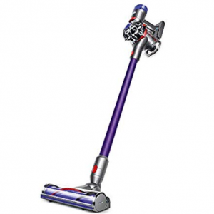 Dyson V8 Animal+ Cord-Free Vacuum, Iron/Sprayed Nickel/Purple @ Woot