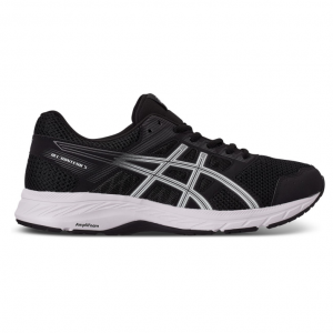 Asics Men's GEL-Contend 5 Wide Width Running Sneakers from Finish Line @ Macy's