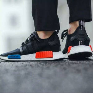MEN'S ADIDAS NMD RUNNER R1 CASUAL SHOES @ Finish Line