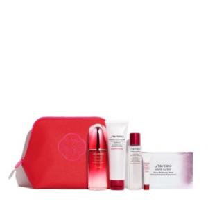 Shiseido 资生堂红腰子护肤套装 @NordstromRack