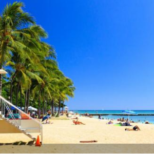 夏威夷欧胡岛4日跟团游 火奴鲁鲁起始 @ Lulutrip
