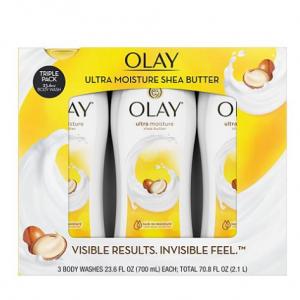 Olay Ultra Moisture Body Wash (23.6 fl. oz., 3 pk.) @Sam's Club