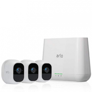 Amazon - Arlo Pro 2 无线安防监控系统 3个摄像头套装 ,4.9折
