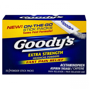 Goody's Extra Strength Headache Powders 50 Count @ Amazon.com
