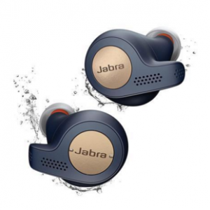 $120 off Jabra Elite Active 65t Copper Blue True Wireless Sport Earbuds @Newegg