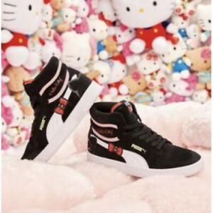 PUMA x HELLO KITTY Ralph Sampson Mid Women's Sneakers