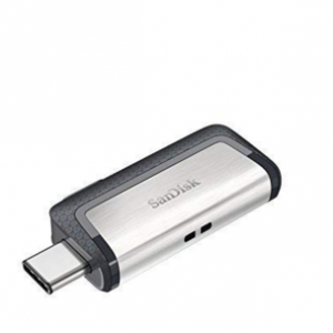 Amazon - SanDisk Ultra 64GB Type-C 双接口U盘,立减$20