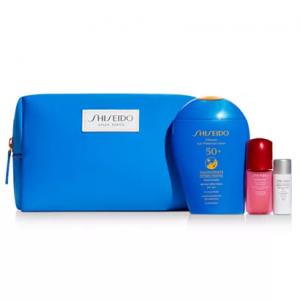 Restock! Shiseido 4-Pc. SPF x Active Play Set @ Macy's