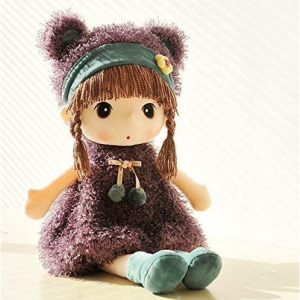 LoveHome 17' Plush Toys  ( Purple ) @ Amazon