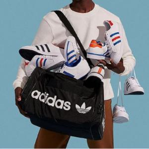 adidas英國官網季中大促 精選男女服飾、鞋履折上折特賣