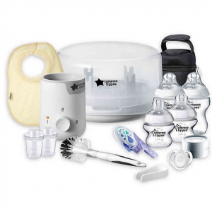 Tommee Tippee® 15-Piece Closer to Nature Newborn Gift Set @ buybuy BABY