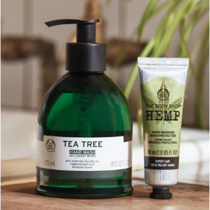 1 Day Only! Sitewide Sale @ The Body Shop