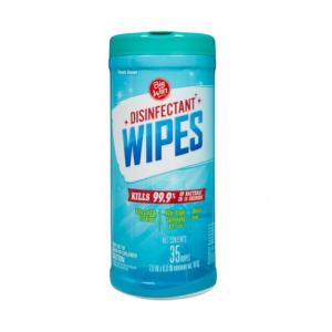Big Win Disinfectant Wipes - 35 ct @ Rite Aid