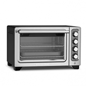 Amazon官網 KitchenAid KCO253CU 12英寸對流小烤箱熱賣 立減$90