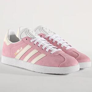 "eBay US官网 Adidas阿迪达斯""Gazelle ""女款麂皮复古板鞋热卖"