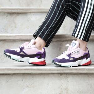 杨幂同款:eBay US官网 adidas Originals Falcon 女款老爹鞋热卖