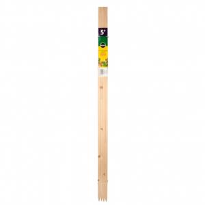 Scotts Miracle Gro 5' 幼苗支撑木桩,4个装 @ Walmart