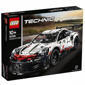 LEGO Technic: Porsche 911 RSR Sports Car Set (42096) @ IWOOT