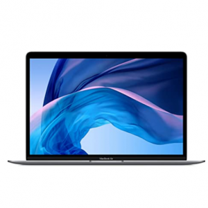 $50 off New Apple MacBook Air (13-inch, 8GB RAM, 256GB SSD Storage) - Space Gray @Amazon