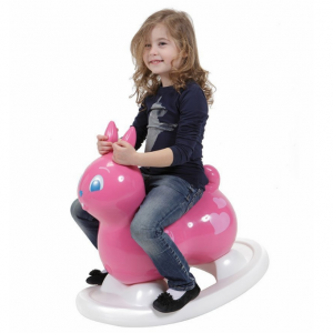 Gymnic Rody Inflatable Hopping Ride-On Horse @ Albee Baby