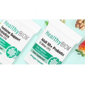 HealthyBiom50%オフ、プロバイオティクス|iHerb JPアイハーブ
