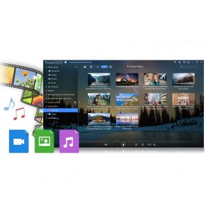 PowerDVD 20 Ultra ダウンロード版 + サイバーリンク クラウド 100 GB 12ヶ月ライセンス|Cyberlink Japan