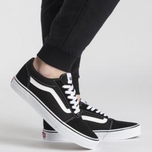 Vans Kids' Ward Sneaker Pre/grade School @ Famous Footwear