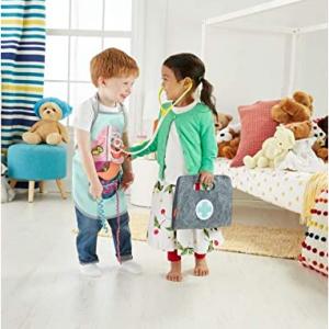 Fisher-Price 兒童過家家醫護套裝 @ Amazon
