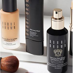 Bobbi Brown Cosmetics Free Voucher @ Gilt City