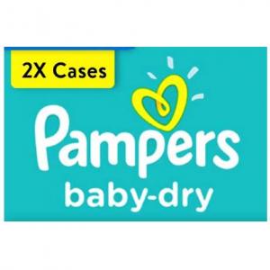 Pampers & Huggies 帮宝适&好奇 婴儿纸尿裤热卖  @ Walmart