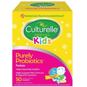 Culturelle 儿童益生菌, 50袋 @ Amazon
