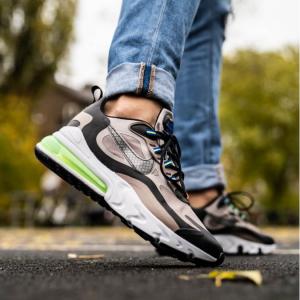 Macy's官网 Nike Air Max 270 React 男士运动鞋5折特卖