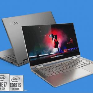 "$80 off Lenovo Yoga C740 14"" Touch Laptop (i5-10210U 8GB 256GB) @Lenovo"
