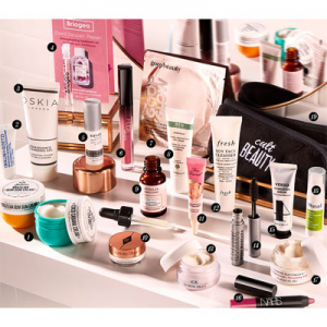 Free Beauty Bag Offer (Charlotte Tilbury, Huda Beauty, Nars, Shiseido, ABH & More) @ Cult Beauty