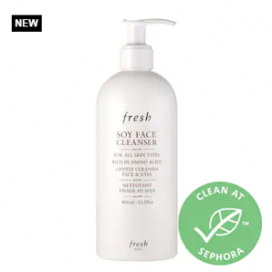 FRESH Soy Makeup Removing Face Wash 400ml @ Sephora